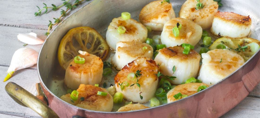 Scallops Side Dishes  What To Serve With Scallops 21 Side Dishes