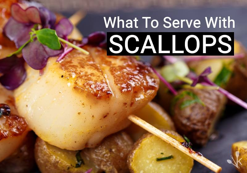 Scallops Side Dishes  What To Serve With Scallops 20 Side Dishes