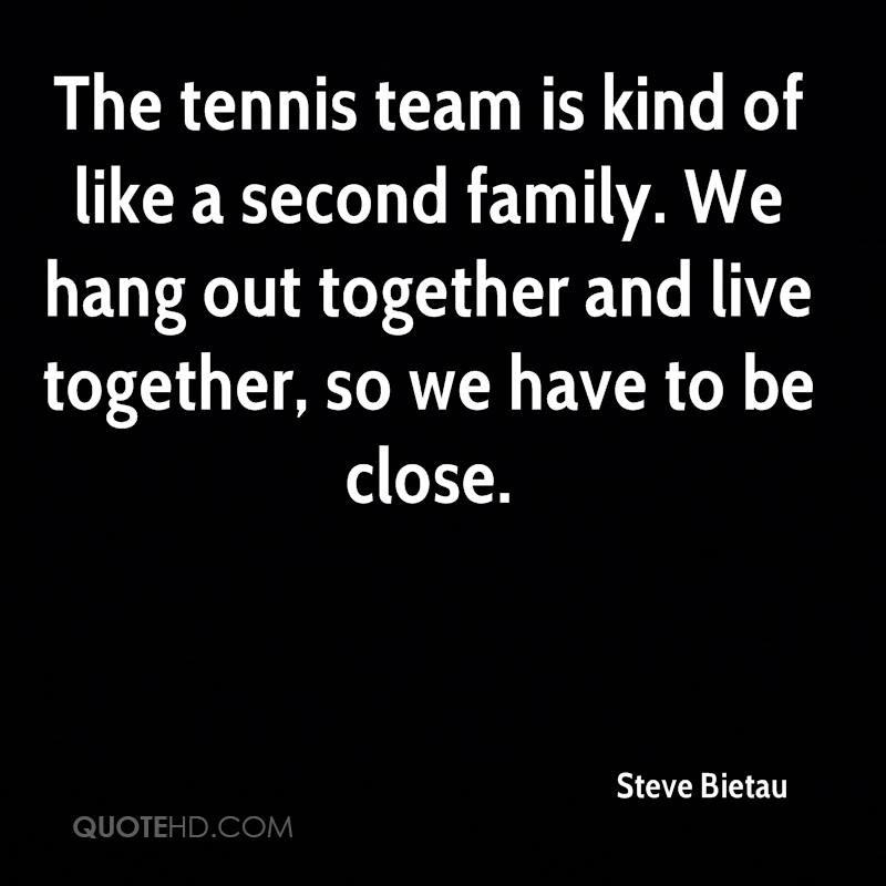 Second Family Quotes  Steve Bietau Quotes