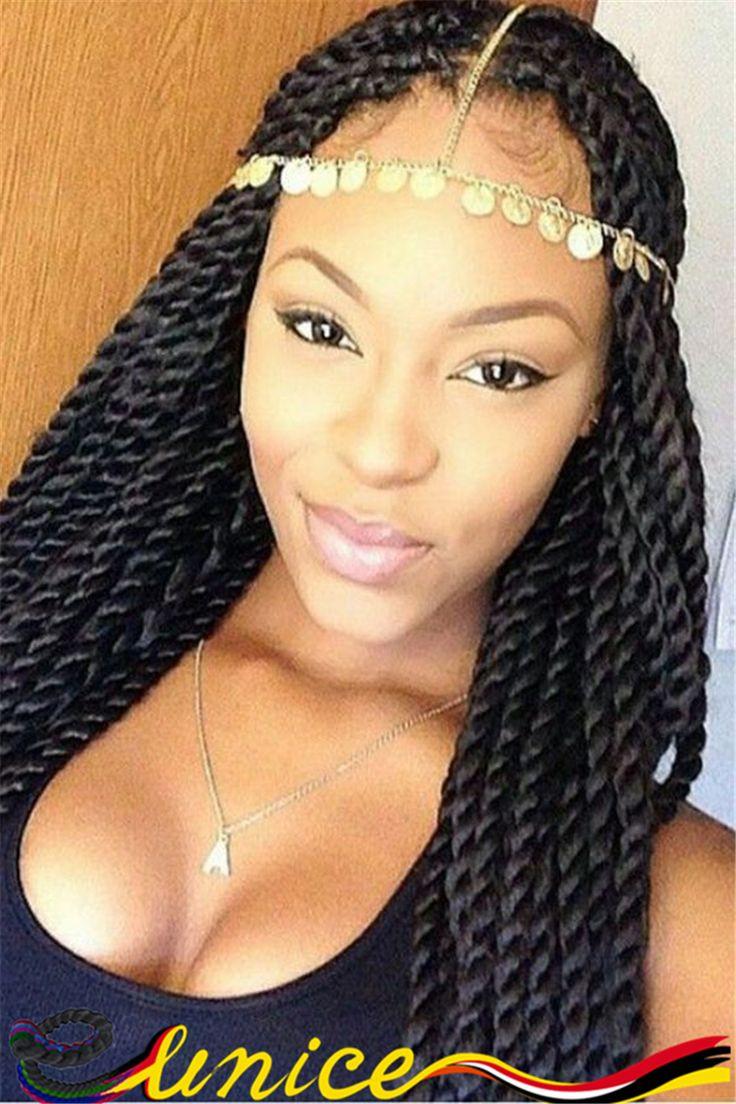 Senegalese Crochet Braids Hairstyles  9 best 14 Inches Senegalese Twist Crochet Braids Bulk Hair