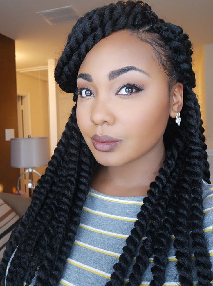 Senegalese Crochet Braids Hairstyles  176 best images about senegalese twist on Pinterest