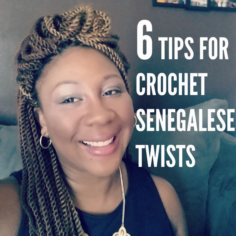 Senegalese Twist Crochet Hairstyles  6 Tips for Crochet Senegalese Twists Using Pre Twisted Hair