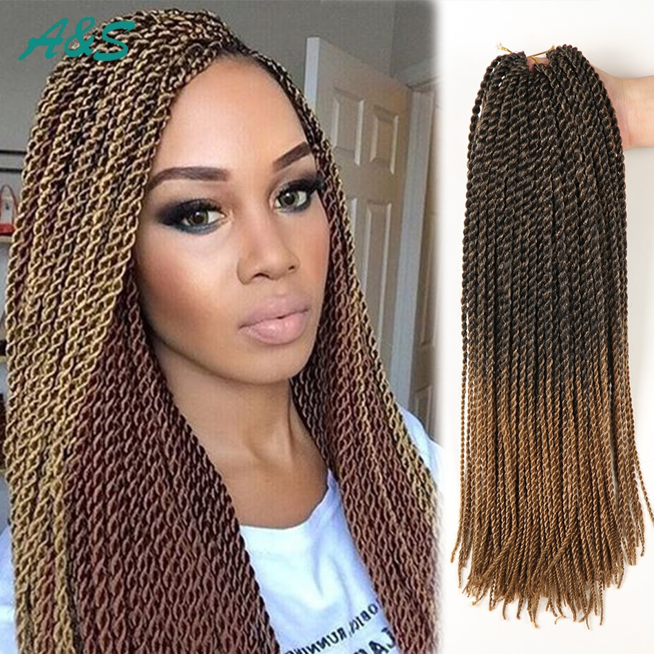 Senegalese Twist Crochet Hairstyles  Hair For Senegalese Twists