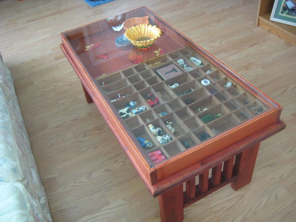 Shadow Box Coffee Table DIY  17 Thrilling Shadow Box Ideas Made with Style in 2020