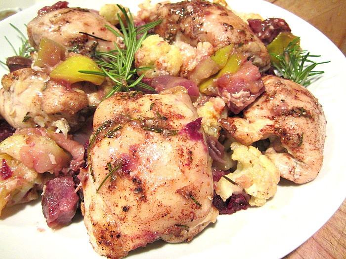 Sheet Pan Boneless Chicken Thighs  Sheet Pan Chicken Thighs