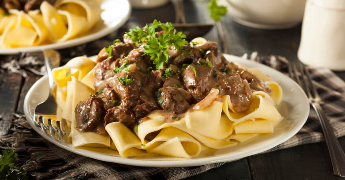 Side Dish For Beef Stroganoff  What to Serve with Beef Stroganoff 14 Savory Sides