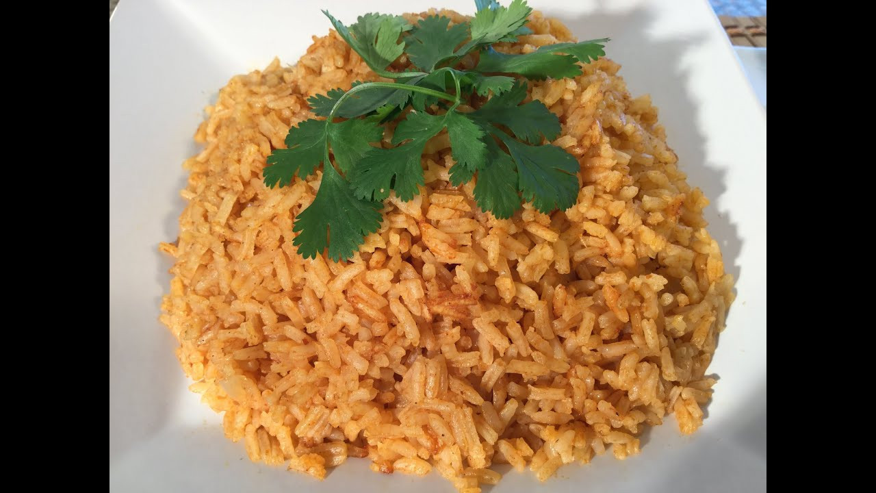 Side Dish For Burritos  How To Make Mexican Rice Food Recipes Burrito Side Dish
