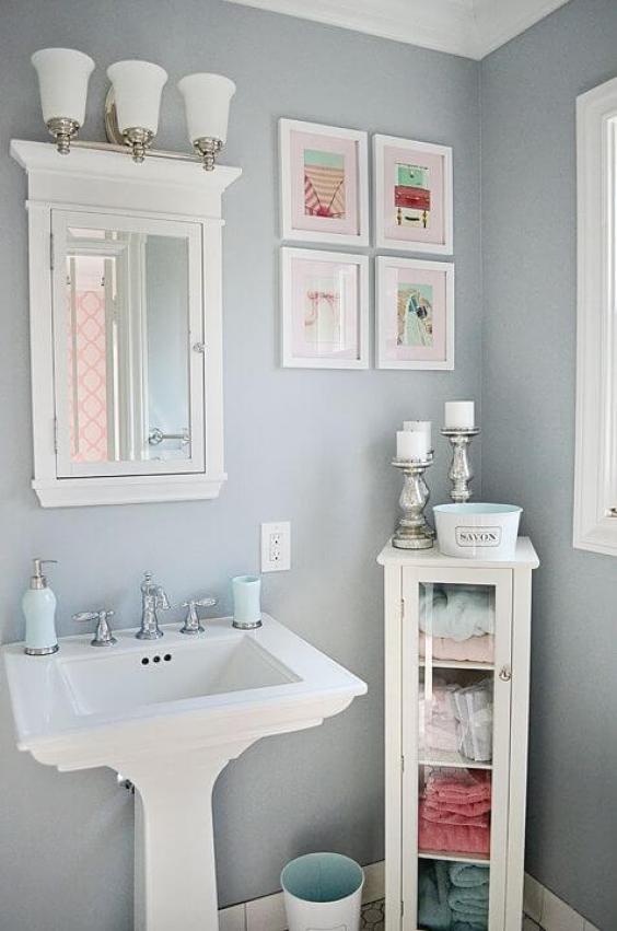 Small Bathroom Paint Colors  27 Cool Bathroom Paint Color Schemes