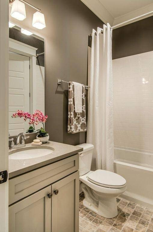 Small Bathroom Paint Colors  Six Options Inspirational Paint Colors For Bathroom