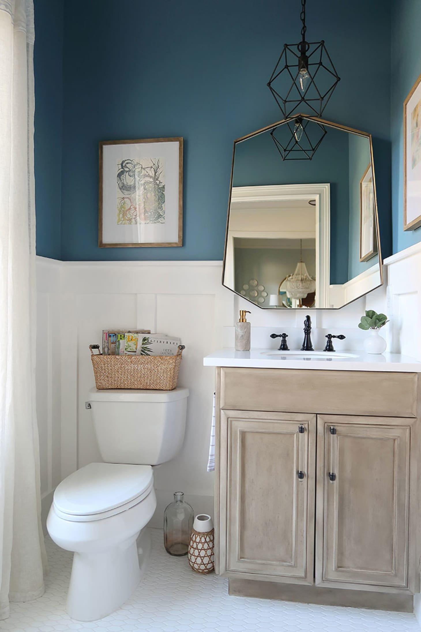 Small Bathroom Paint Colors  The 30 Best Bathroom Colors Bathroom Paint Color Ideas
