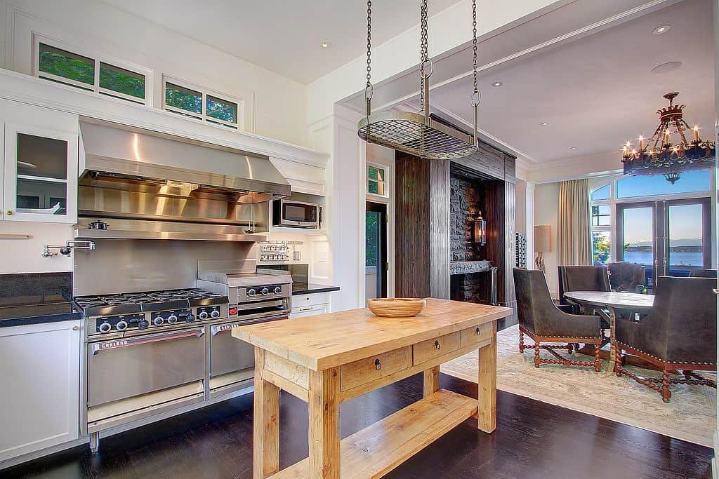 Small Kitchen With Island Ideas  20 Clever Small Island Ideas for Your Kitchen s