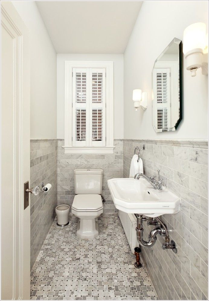 "Small Narrow Bathroom Ideas  15 best 28"" wide Vanity options images on Pinterest"