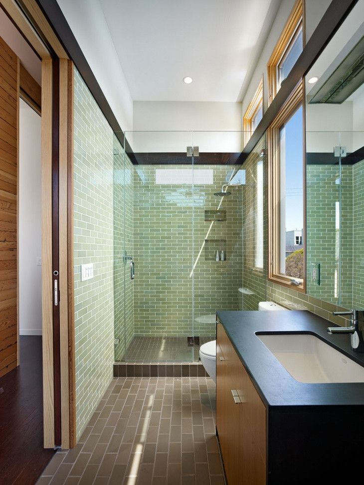 Small Narrow Bathroom Ideas  60 Bathroom Designs Ideas