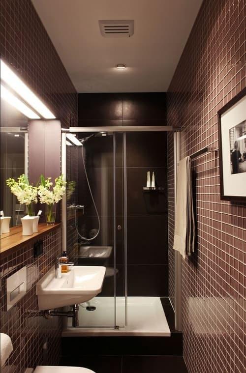 Small Narrow Bathroom Ideas  25 Most Brilliant Long Narrow Bathroom Ideas That ll Drop