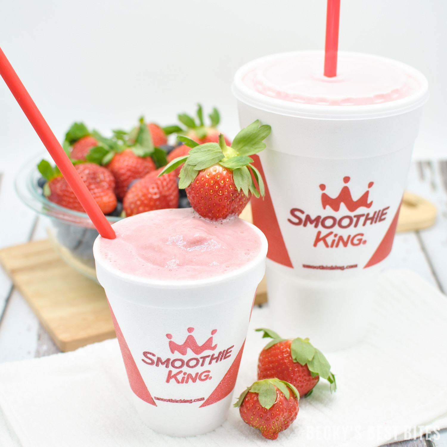 Smoothie King Recipes  Change A Meal Challenge with Smoothie King