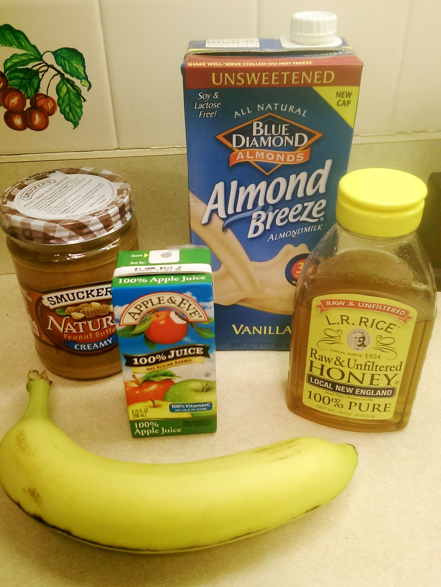 Smoothie King Recipes  Blog 8 Copycat Smoothie King Nutty Super Grain Smoothie