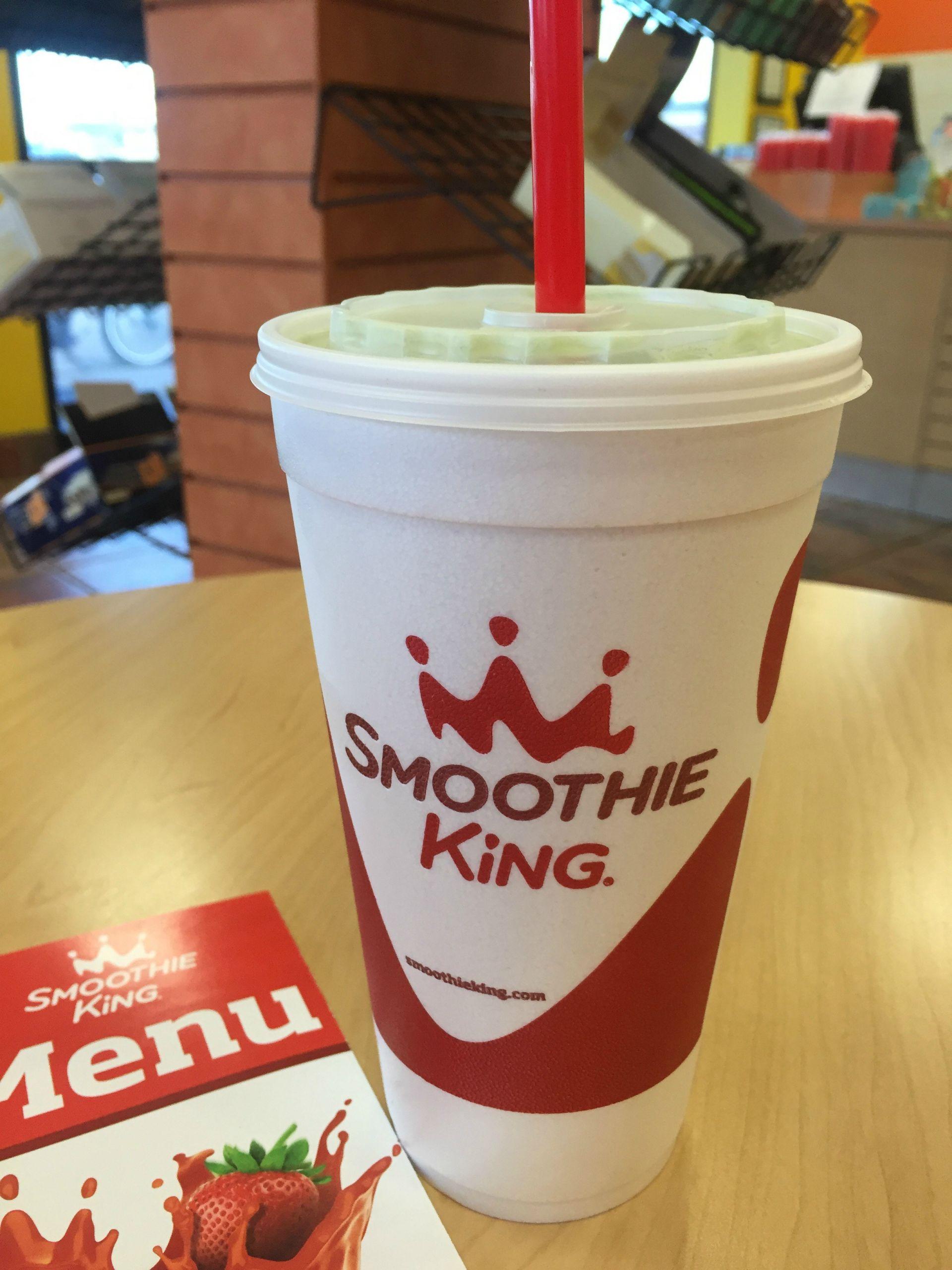 Smoothie King Recipes  Apple Kiwi Kale Smoothie with Smoothie King Mommy Hates