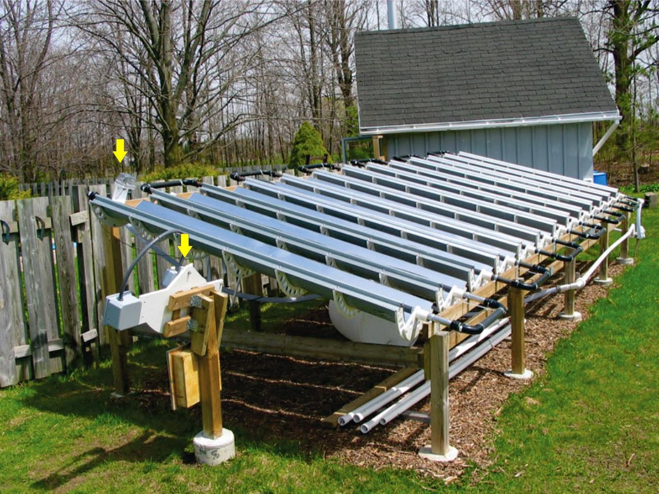 Solar Tracker DIY  Best 24 Diy solar Tracker Home Inspiration and Ideas