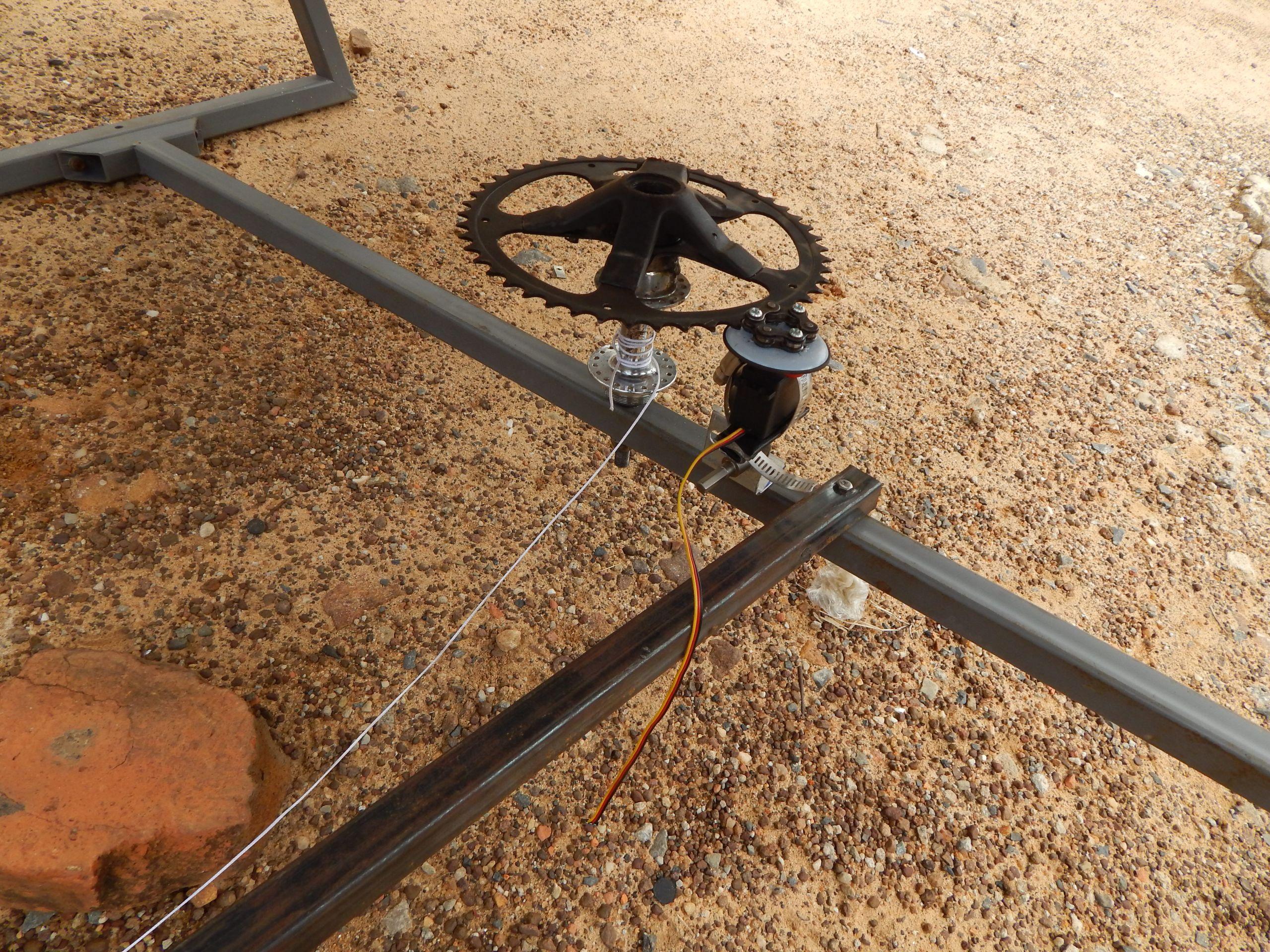 Solar Tracker DIY  Homemade Solar Panel Tracker Homemade Ftempo