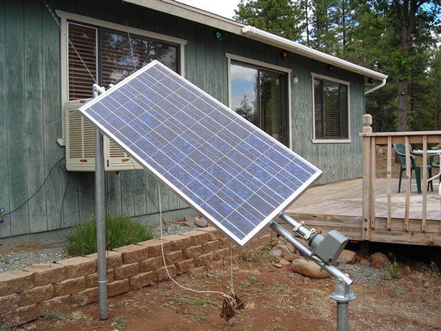 Solar Tracker DIY  DIY Handcrafted Solar Tracking System