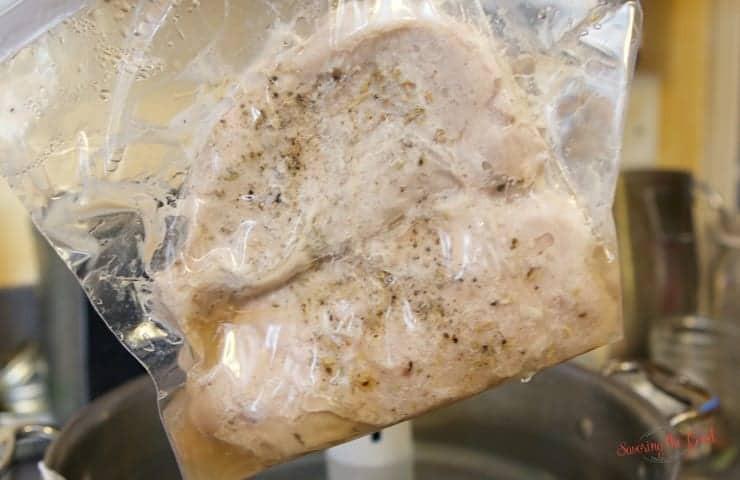 Sous Vide Frozen Pork Chops  Juicy Sous Vide Boneless Pork Chop Recipe