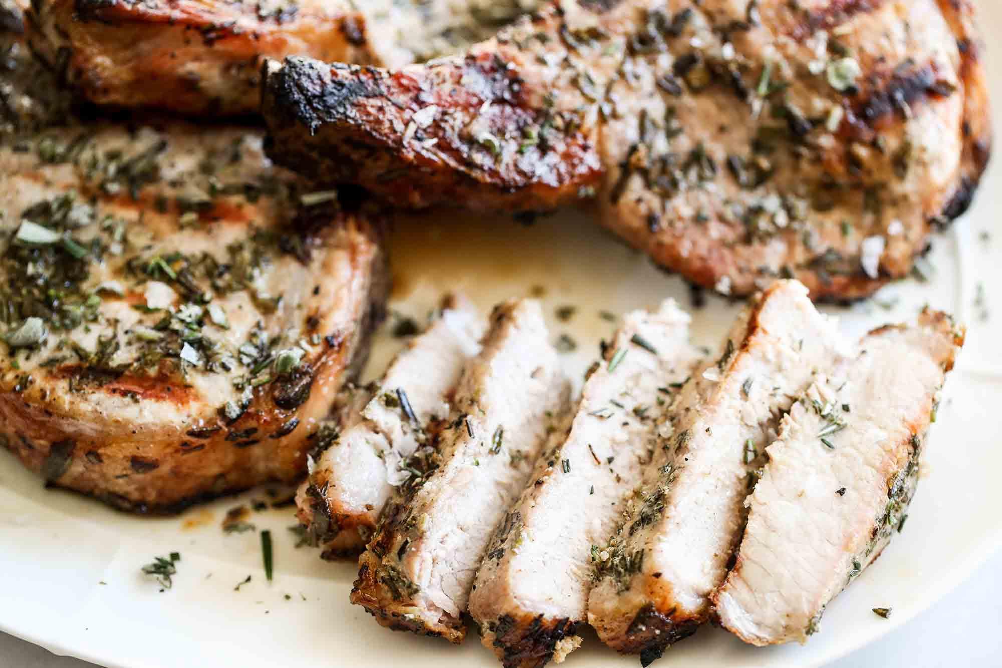 Sous Vide Frozen Pork Chops  How to Cook Pork Chops Sous Vide