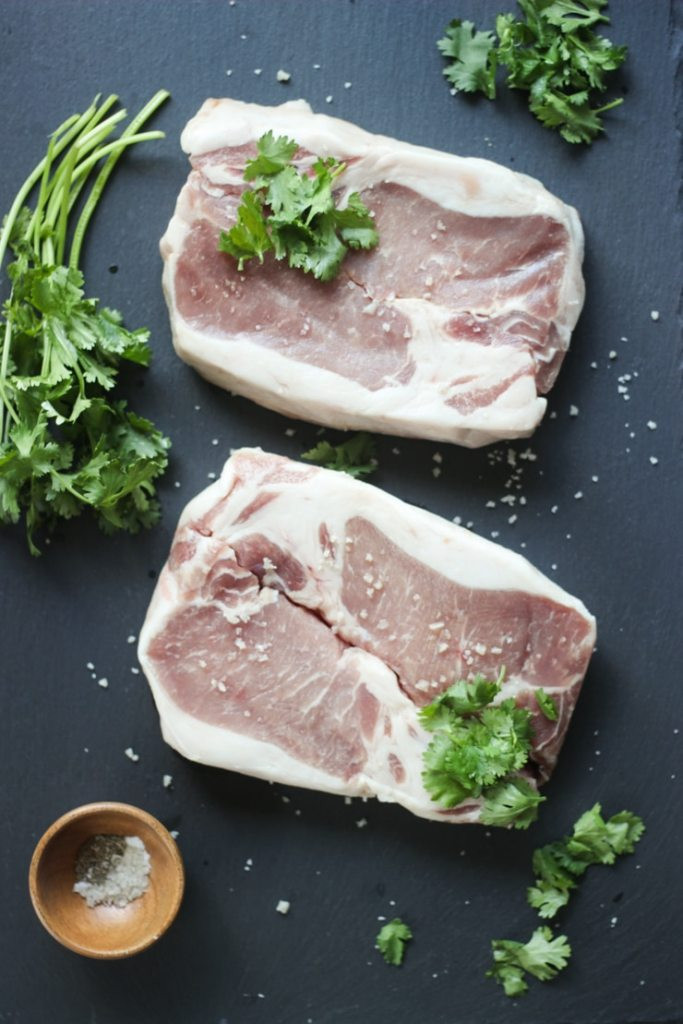 Sous Vide Frozen Pork Chops  Sous Vide Boneless Pork Chops