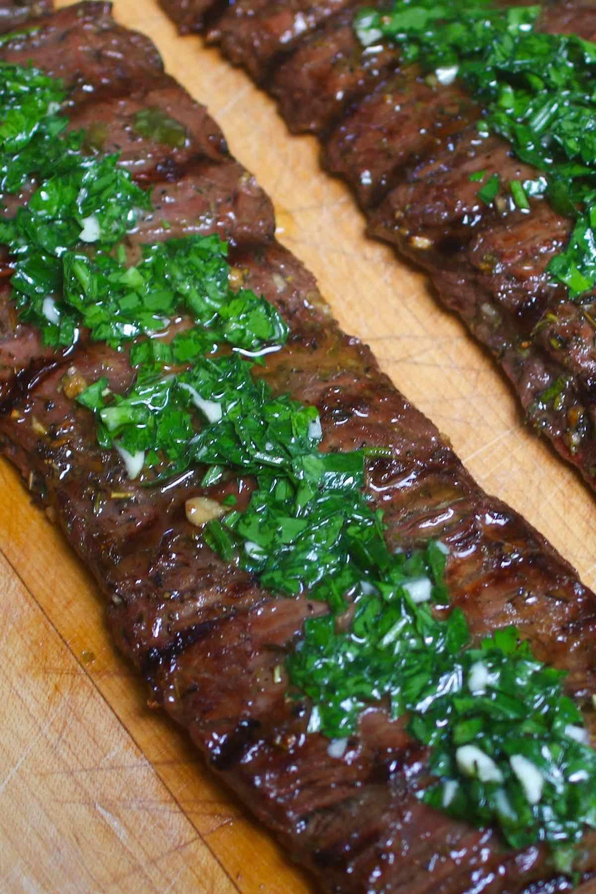 Sous Vide Skirt Steak Fajitas  Sous Vide Skirt Steak