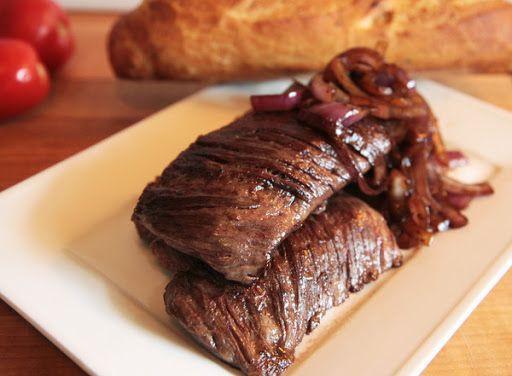 Sous Vide Skirt Steak Fajitas  Sous Vide Skirt Steak Recipe