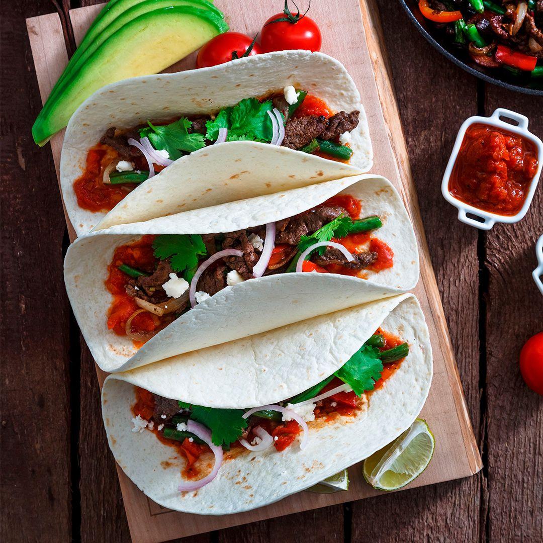 Sous Vide Skirt Steak Fajitas  Sous Vide Hanger Steak Fajitas Recipe