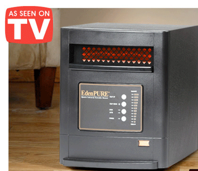 Space Heater For Kids Room  EdenPURE Do These Nice Looking Space Heaters Work as