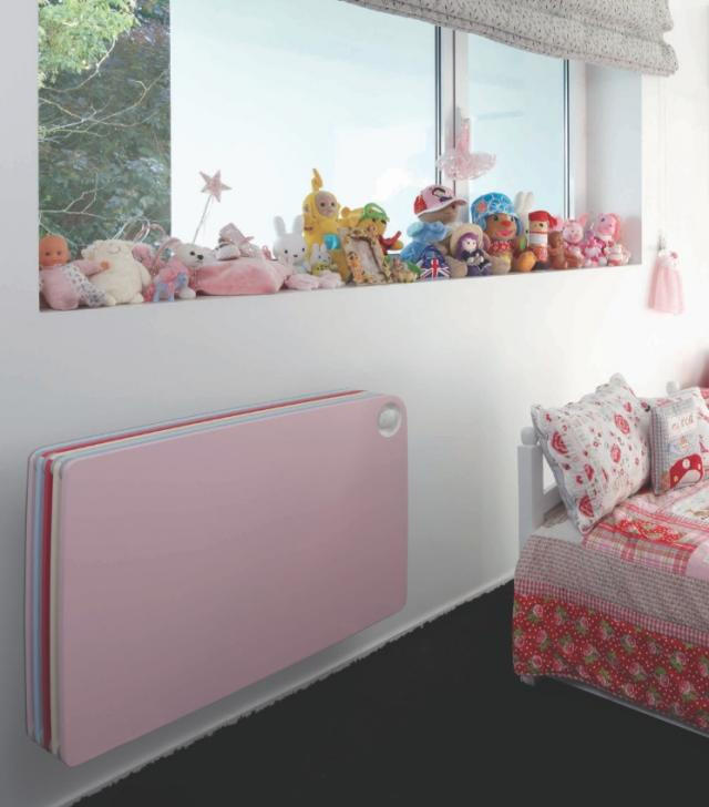 Space Heater For Kids Room  Colorful Radiator for Kids Rooms Remodelista