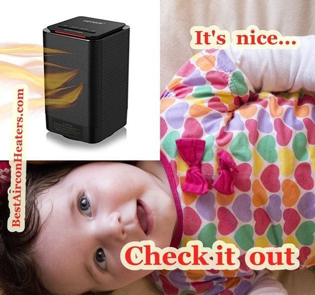 Space Heater For Kids Room  Safest Space Heater for Nursery and Baby Room [2020 Best
