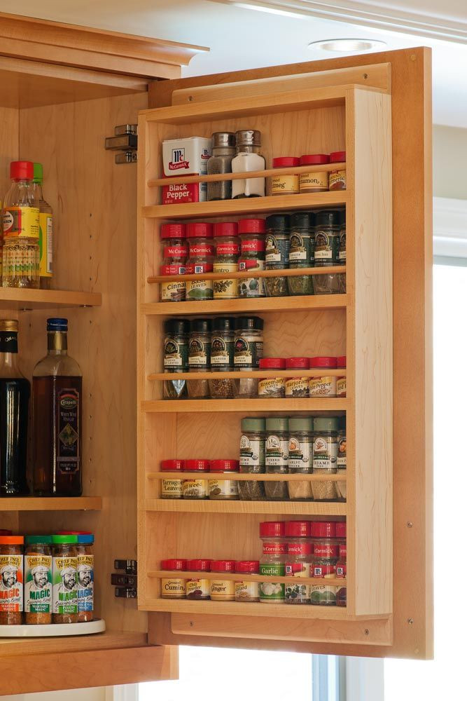 Spice Rack Ideas DIY  24 Latest Designs & Patterns for Your New Spice Rack