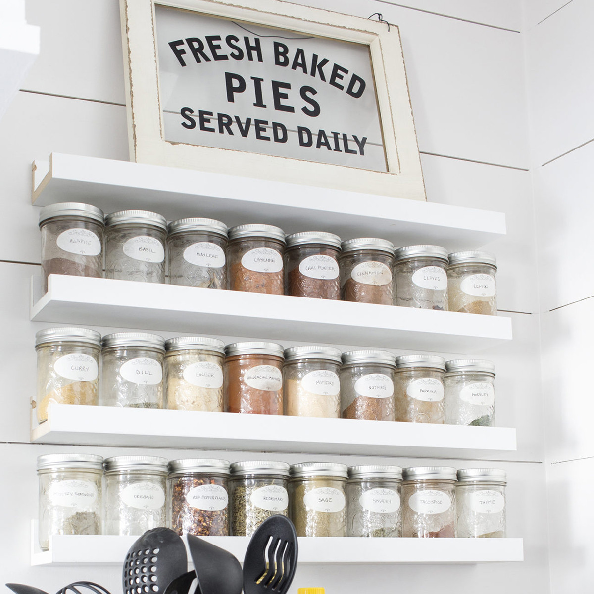 Spice Rack Ideas DIY  12 Genius Spice Storage Ideas