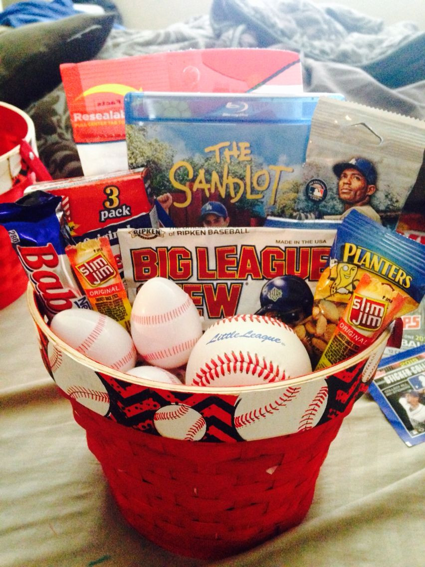 Sports Gift Ideas For Boys  Taft Ca