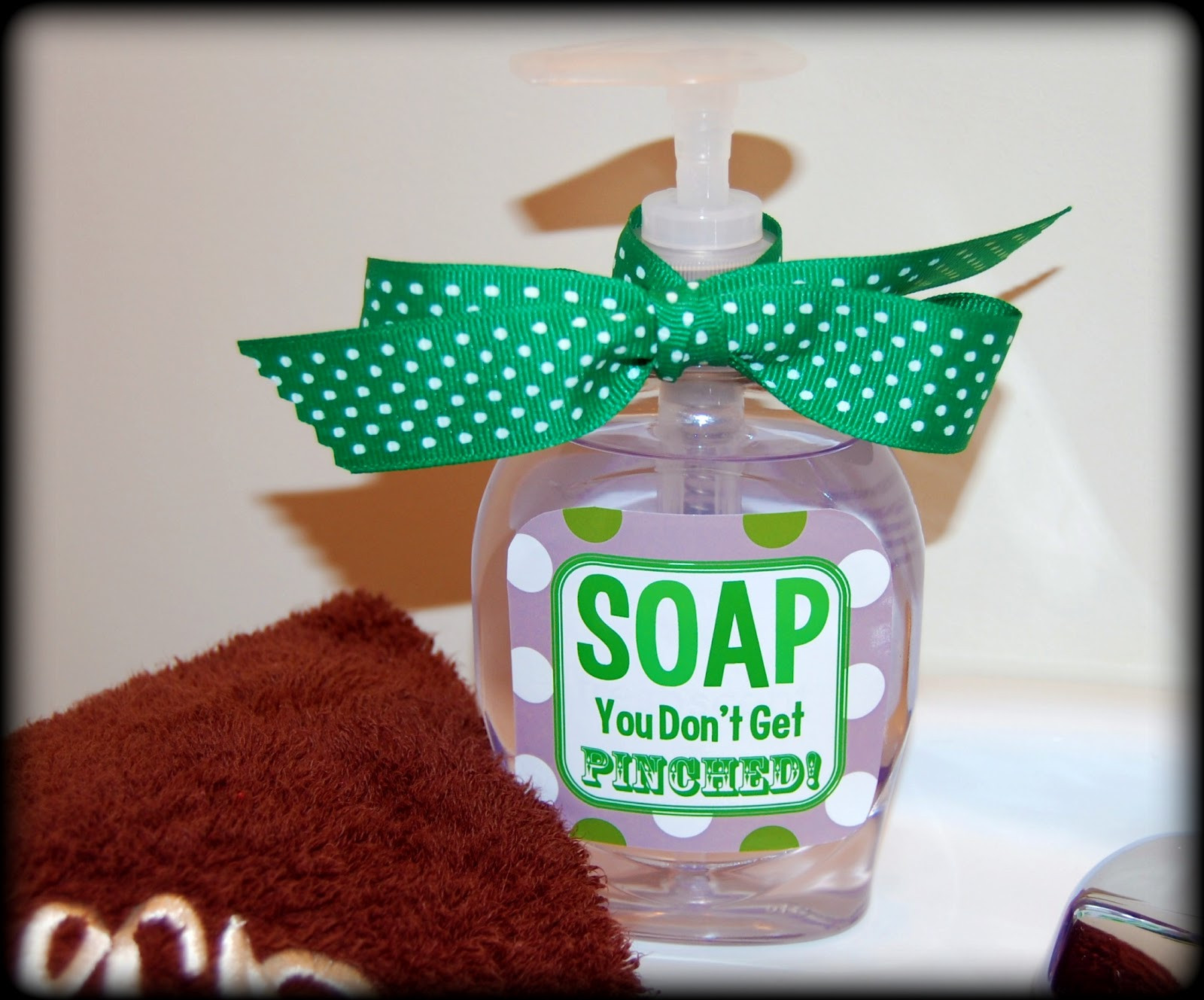 St Patrick's Day Gifts  Last Minute St Patrick s Day Gift Idea Guest Post from