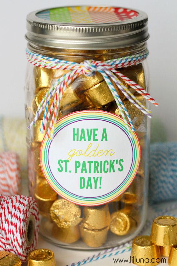 St Patrick's Day Gifts  St Patrick s Day Gifts For Teachers Eighteen25