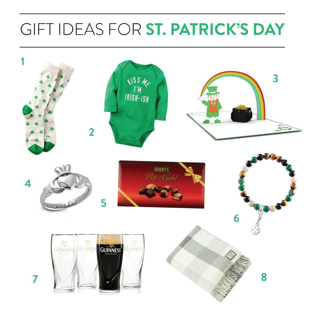 St Patrick's Day Gifts  Great Gift Ideas for St Patrick's Day Lovepop