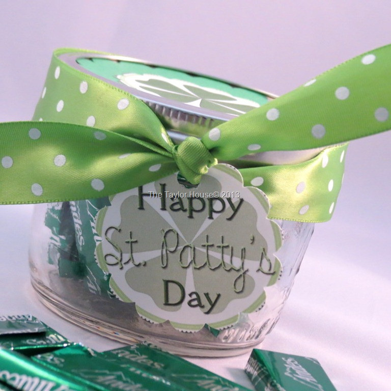 St Patrick's Day Gifts  St Patrick s Day Teacher Gift Idea