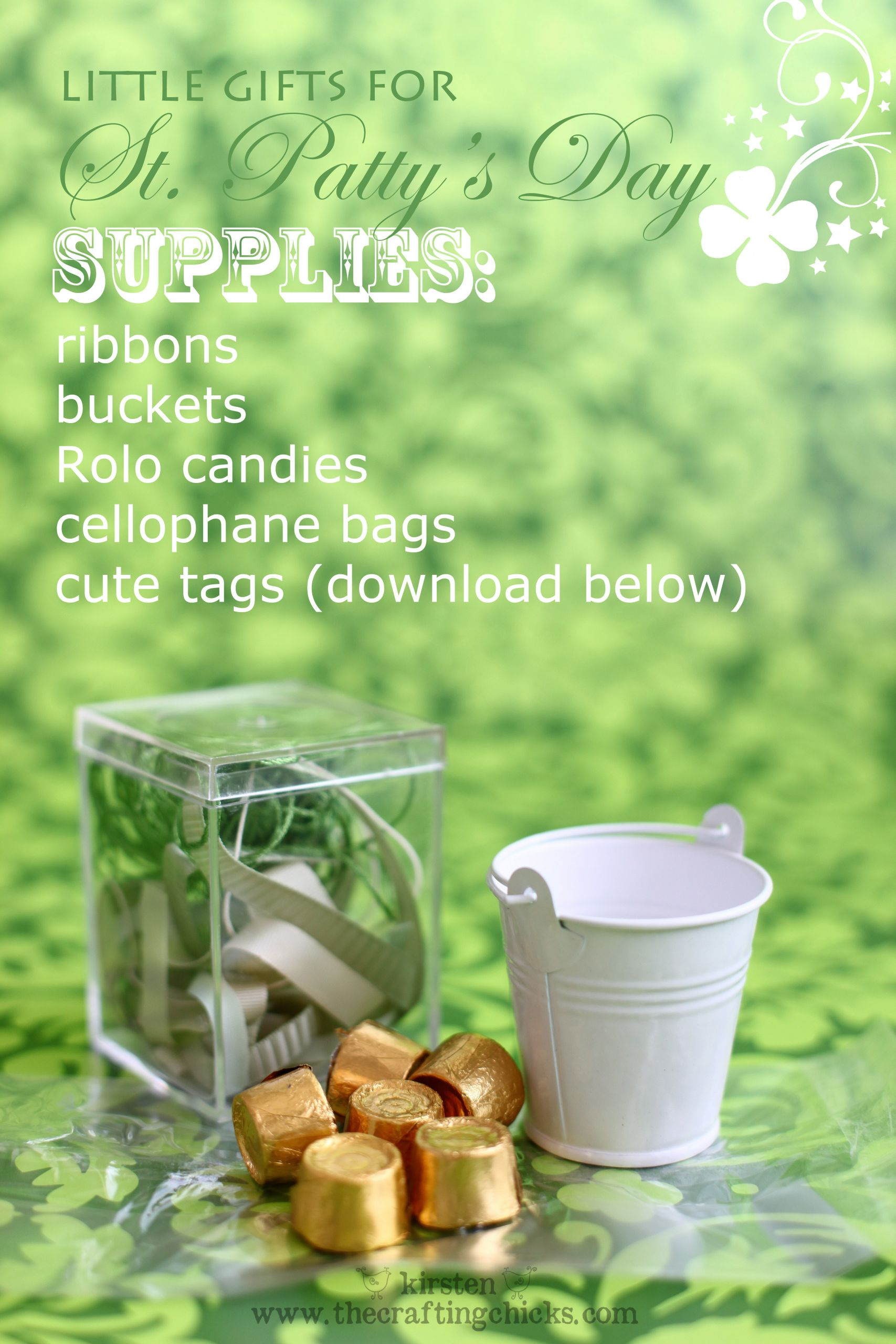 St Patrick's Day Gifts  Little Gifts for St Patrick s Day Free Downloads