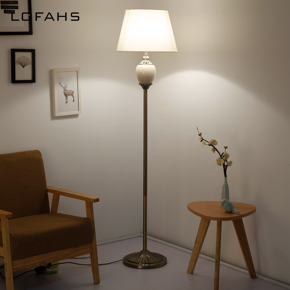 Standing Lamps For Living Room  Standing living room Floor Lamp Stand Light Living Room