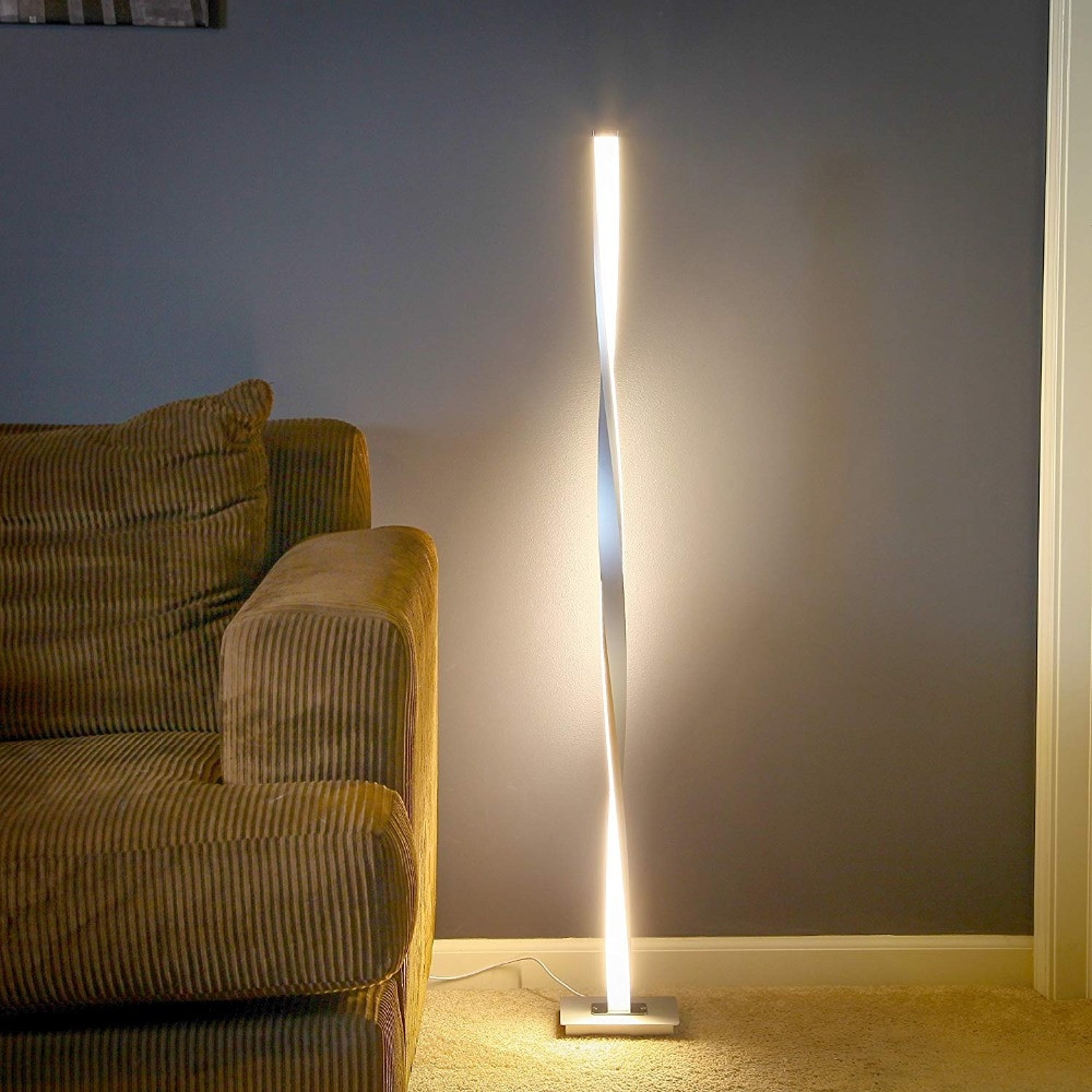 Standing Lamps For Living Room  Modern LED Floor Lamp Lights Living Rooms Get pliments