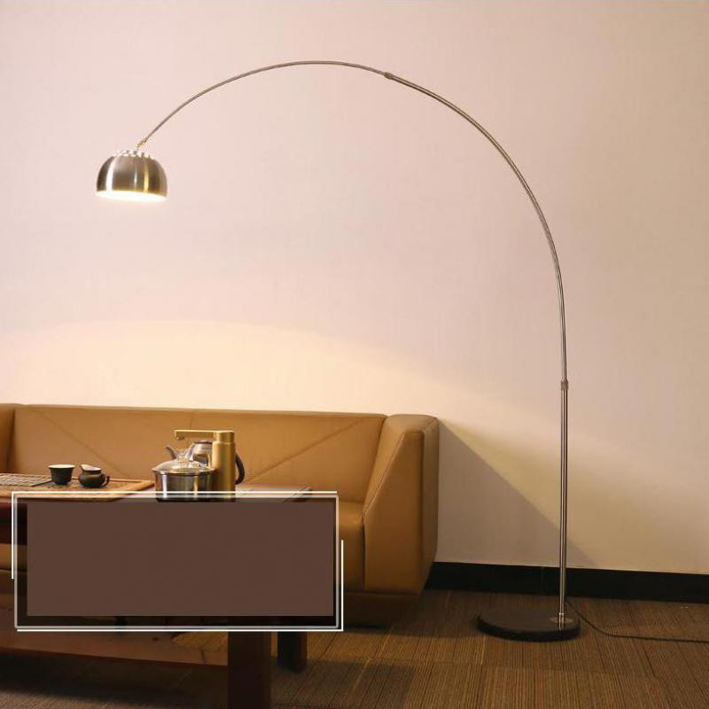 Standing Lamps For Living Room  Modern tall Standing Lamp long fishing lamp Floor Lamp for