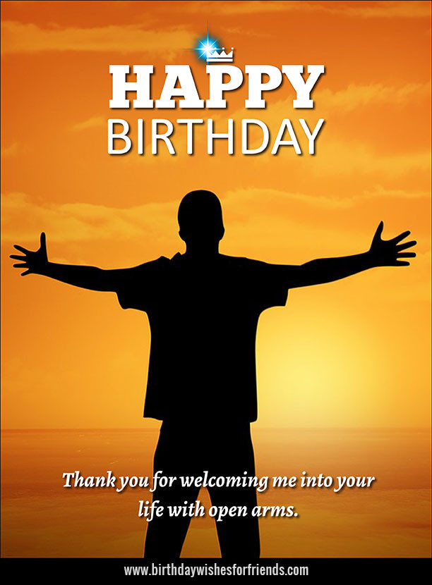 Step Son Birthday Quotes  for him Archives Birthday Wishes for Friends & Family