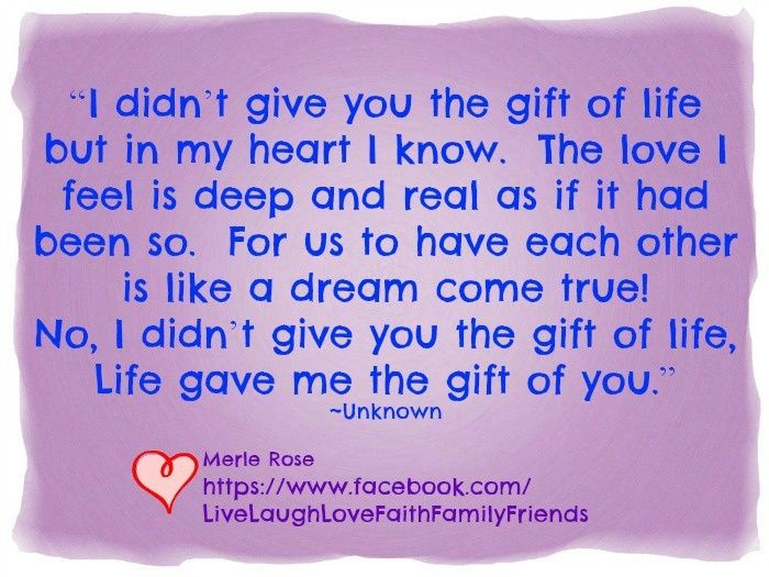 Step Son Birthday Quotes  sayings and quotes about stepsons