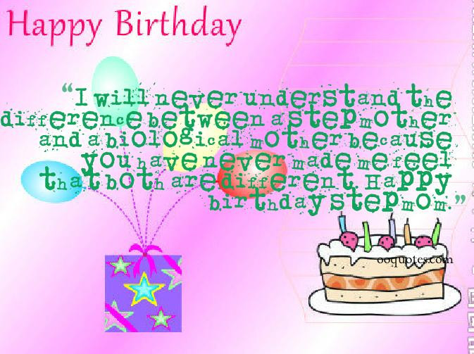 Step Son Birthday Quotes  birthday quotes for stepmom – quotes