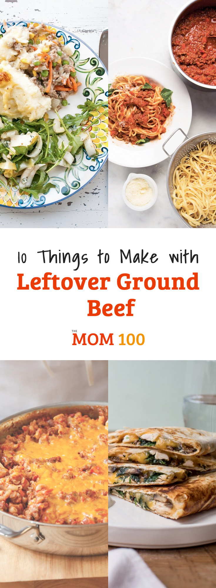 Stuff To Make With Ground Beef  10 Things To Make With Leftover Ground Beef
