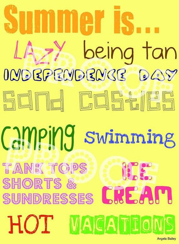 Summer Fun Quotes  Quotes About Summertime Fun QuotesGram