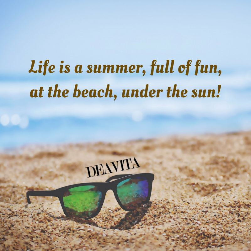 Summer Fun Quotes  Fun summer quotes and sayings with beautiful photos